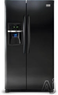 Frigidaire Freestanding Side-by-Side Refrigerator FGHS2367K