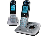 GE 30522EE2 DECT 6.0 Cordless Phone with Digital Answering System