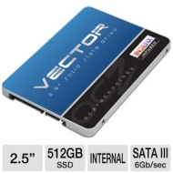 Interne SSD Vector Series - 512 GB