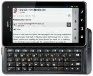 Motorola MILESTONE 3 XT860 / Motorola XT860 4G / Motorola MILESTONE 3 ME863