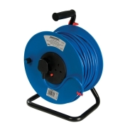 Silverline 200084 13 Amp 50 Metre Cable Reel