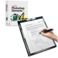 CyberPad Digital Notepad (Ordinary Paper - Secure Digital SD - PC)