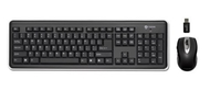 2.4GHz Wireless Keyboard and Optical Mouse (Keyboard - Wireless - Mouse - Optical)