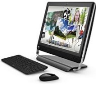 TouchSmart 520xt Customizable Desktop PC