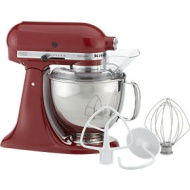 KitchenAid Artisan Red Stand Mixer