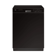 LG LDF6920BB - Dish washer - built-in - black