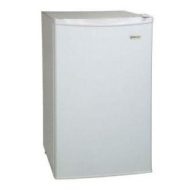 Magic Chef 4.4 Cu. Ft. Compact Refrigerator - Stainless Steel Look MCBR445S2