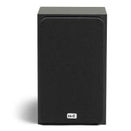 NHT SuperZero 2.0 Mini Monitor Speaker (Gloss Black, Single)