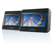 Dietz2 Click 7 Duo Deluxe;  Click&amp;Go;  2 Monitore7\&amp;quot;\&amp;quot; inkl. DVD-Pl..