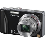 Panasonic DMC-ZS8 Lumix Digital Camera (Black)