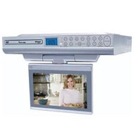 "Venturer Under Cabinet 8"" LCD TV/DVD Player"