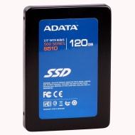 ADATA AS510S3-120GM-C SSD 120GB Festplatte (6,4 cm (2,5 Zoll), SATA 6Gb/s)