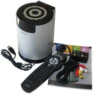 DVICO Externe Festplatte Mediaplayer TVIX HD M-5000U 500 GB USB 2.0 + USB 2.0-4 Port Hub + USB 2.0 Kabel männlich/weiblich - 5 m (MC922AMF-5M)