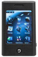 "Eclipse 4GB MP3/Video Player w/ 2.8"" Touch Screen"
