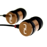 Nuforce NE-700M Audiophile-Grade Earphone with microphone (smoky bronze color)