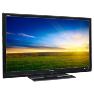 Sharp AQUOS 46-inch LC-46LE540U 1080p LED Smart TV
