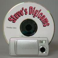 Sony Cyber-shot DSC-U10