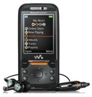 Sony Ericsson W850