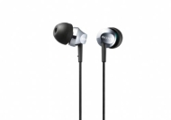 Sony MDREX50LPS Mid-range In-ear Headphones with Deep Base -Silver