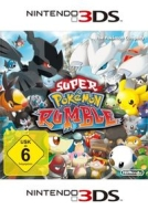 Super Pokemon Rumble- 3ds