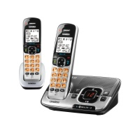 Uniden D1780-3BT DECT 6.0 Cordless Phone w/ Bluetooth CellLink Connect