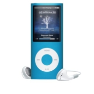 Apple - 16GB iPod Nano Digital Media Player - Blue