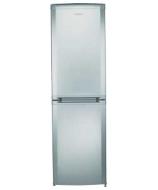 Beko CDA660FS Frost Free Fridge Freezer (Silver)