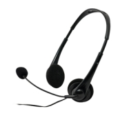Gear Head Universal Stereo Headset with Microphone