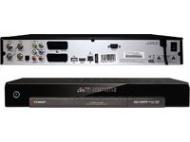 Octagon SF-1018 Digitaler Twin-Satelliten-Receiver (Linux OS,2x Conax-Kartenleser, PVR-Ready, HDMI, USB 2.0) schwarz