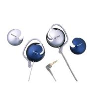 Sony Clip Headphones - Blue (MDRQ22TB)