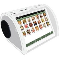 "Sungale NetChef Networked Kitchen Recipe Device with 8"" LCD Screen"