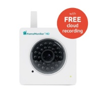 Y-cam HomeMonitor HD/Wi-Fi Wireless Video Monitoring Camera with Free Online Recording