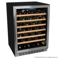 EdgeStar 53 Bottle Built-In Wine Cooler