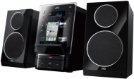JVC Flip Dock DAB Micro System Speaker for iPhone/iPod/USB/CD Player