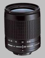 Nikon 28-100mm f/3.5-5.6G AF Nikkor