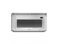 Sharp R1520LK 1.5 Cu. Ft. Over the Range Microwave with 1,000 Cooking Watts