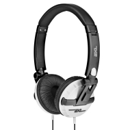 Skullcandy X5SHCZ-816 Black and White Shake Down Headphones