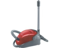 Bosch formula hygienixx BSG71800GB - Vacuum cleaner - red cayenne