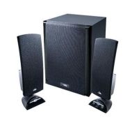 Cyber Acoustics CA-3402 3-Piece Computer Speakers