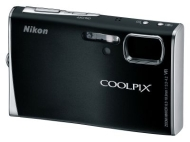 Nikon - 7.2MP Digital Camera, Coolpix