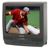 Model PVC2080 20in 4-Head TV-VCR Combo