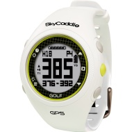 SkyCaddie GPS Golf Watch - White
