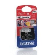 brother beschriftungsband 9 0 mm rot auf weiß