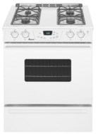 Amana 30 in. Gas Slide-In Range