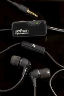 Digital Silence Digital Active Noise Cancelling Ear Buds - Black
