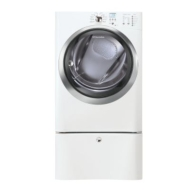 IQ-Touch 8.0 cu. ft. Gas Dryer - EIGD55