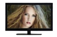 """Sceptre - 32"""" Class (31-1/2"""" Diag.) - LED - 1080p - 60Hz - HDTV - E328BV-FMD"""