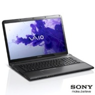 Sony VAIO SV-E1711C5E 43,8 cm (17,3 inches) Notebook, Intel Core TM i5-2450M, 2.50GHz processor, 6 GB SDRAM, 640 GB HDD, Blu-ray DiscTM player, Win 7
