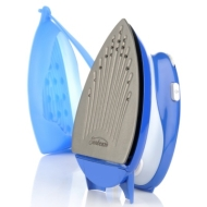 Sunbeam Compact Iron with Hot Iron Silicone Pouch