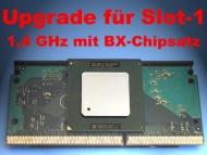 Wiederauferstehung: Pentium III 1.4 GHz auf Slot-1-Motherboards